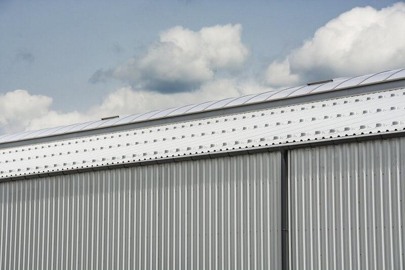 Aká je cena trapézovej strechy?