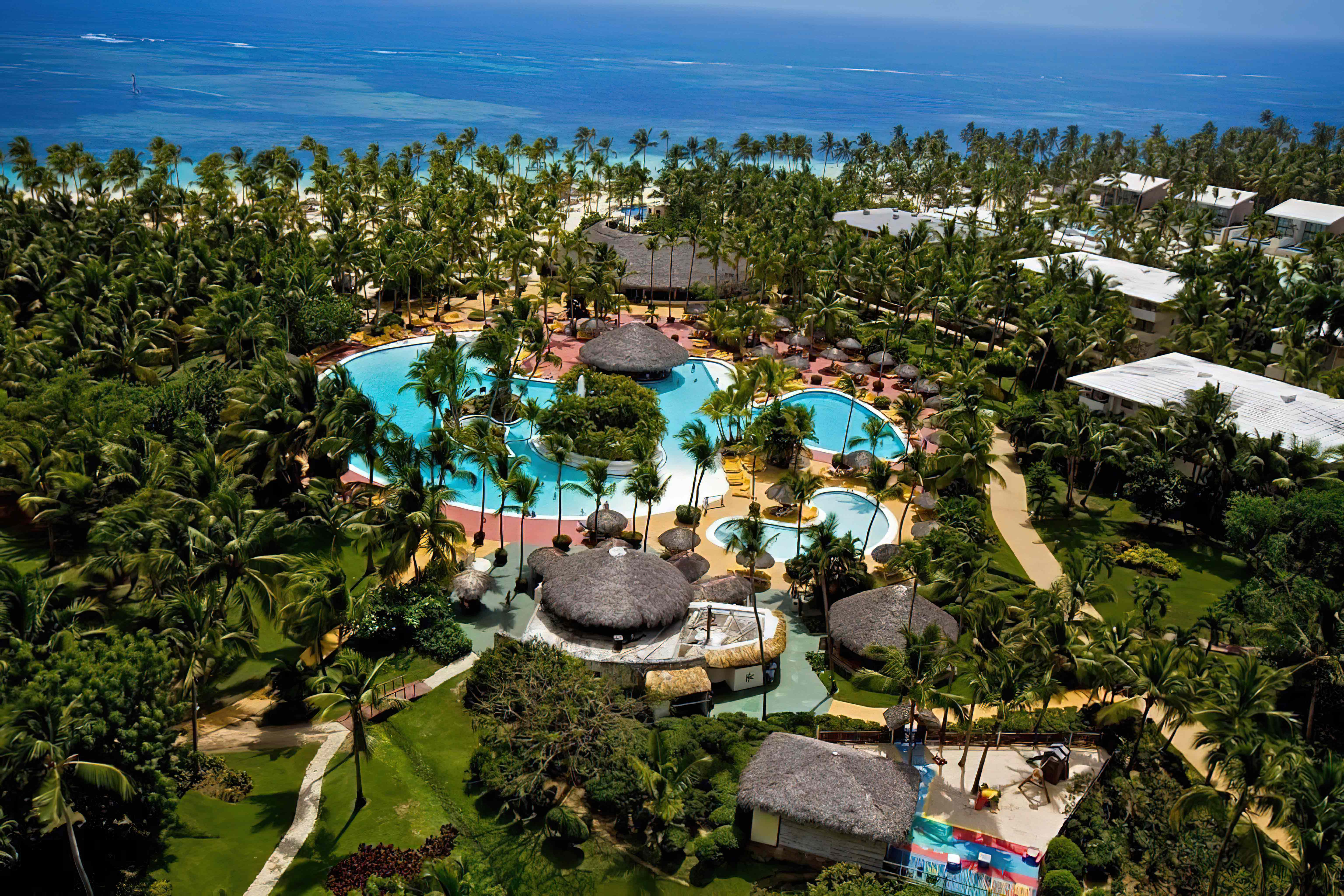 Blachomania - fotka výherného hotela Catalonia Bavaro Beach & Golf Resort v Dominikánskej republike