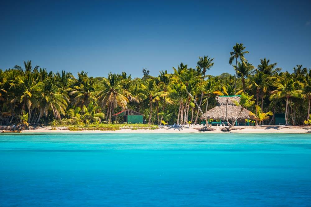 Pláž na Dominikánskej republike - výhra v súťaži Blachomania 2021 - blachotrapez.sk