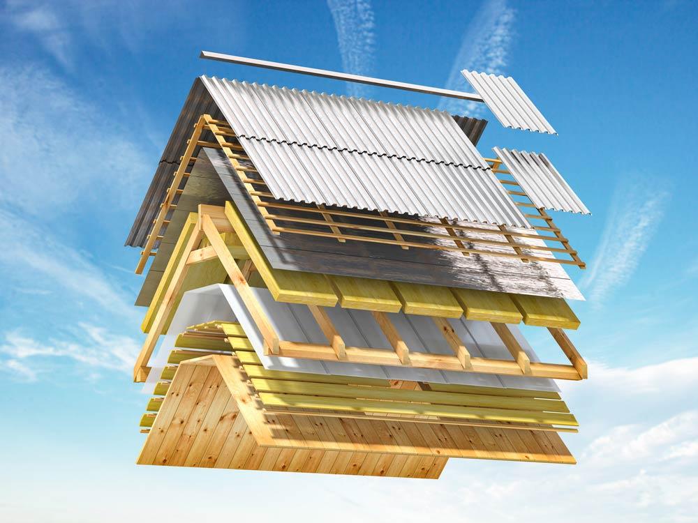 Zloženie plechovej strechy. Zistite viac u našich špecialistov na blachotrapez.sk